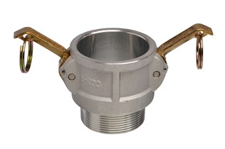 Snaplock Coupling Part B Aluminium