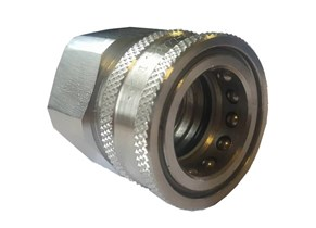 Snaptite H Series Plain Coupler Stainless Steel Quick Fittings