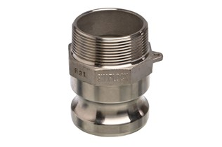 Snaplock Coupling Part F Stainless Steel