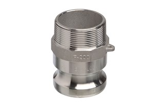 Snaplock Coupling Part F Aluminium