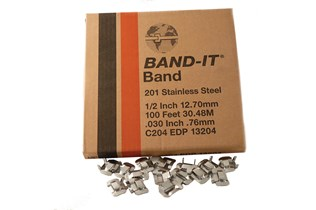 Band-It Band Clamp Buckles BANC252