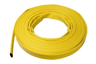 Layflat Hose Yellow