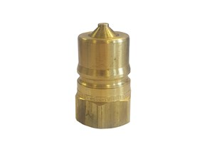 Quick Disconnect Parker 60 Series Nipple Brass