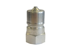 Quick Disconnect Parker 60 Series Nipple Plated Steel