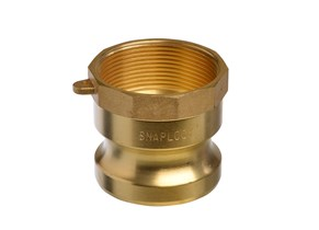 Brass Camlock_Snaplock Coupling_Part A Camlock Fitting