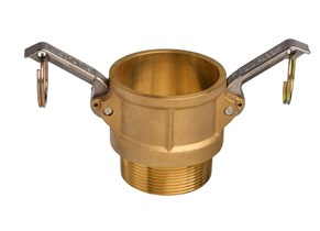 Brass Camlock_Snaplock Coupling_Part B Camlock Fitting