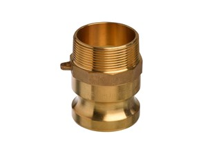 Brass Camlock_Snaplock Coupling_Part F Camlock Fitting