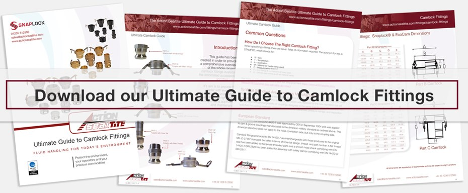 Ultimate Guide to Camlock Fittings - Camlock Guide