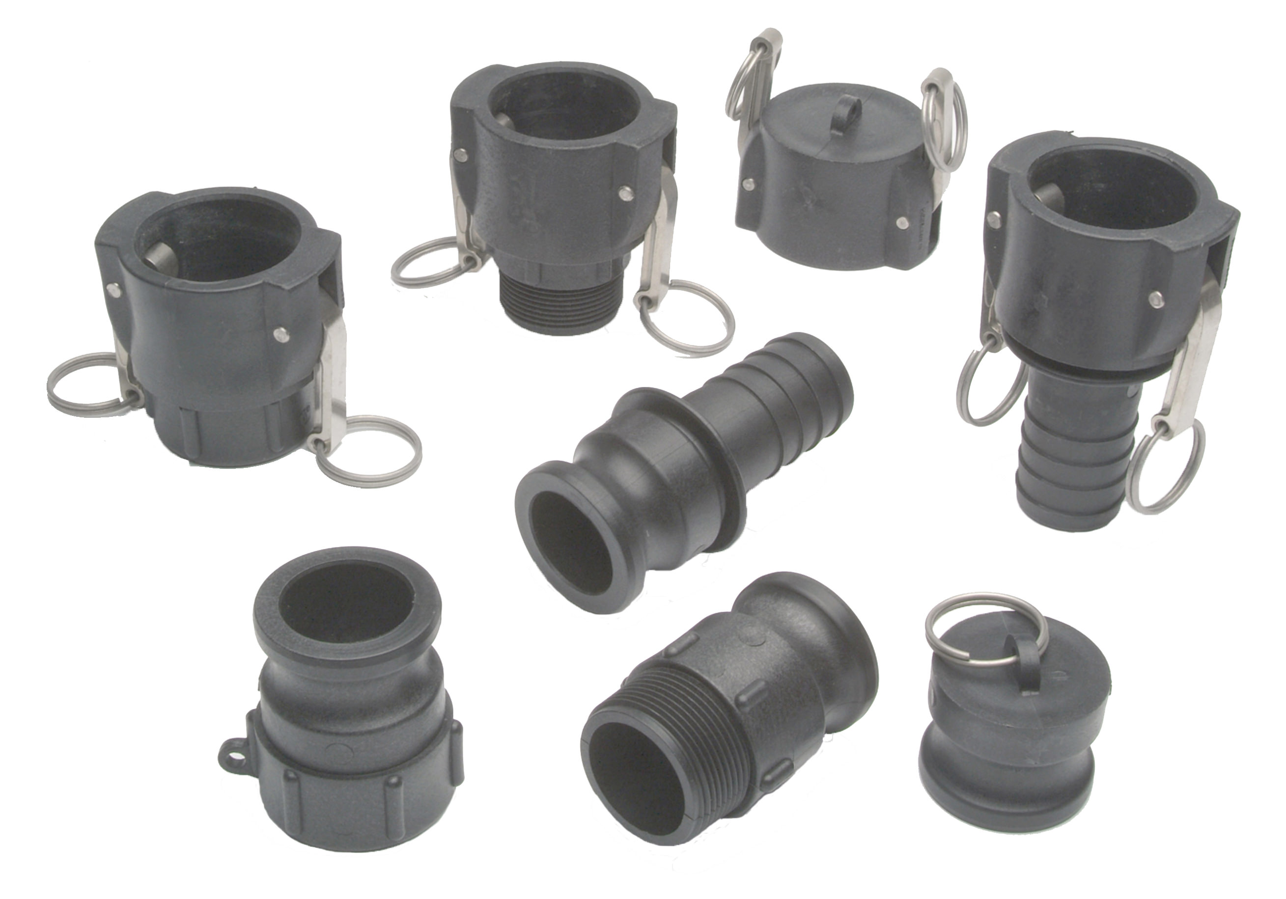 The Ultimate Guide To Camlock Fittings | Action Sealtite